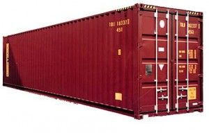 40-Fuß-Container